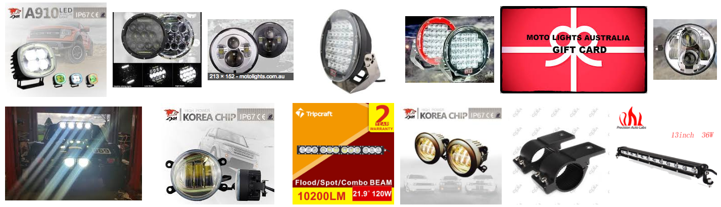 LED Suppliers for 4X4 in Australia
