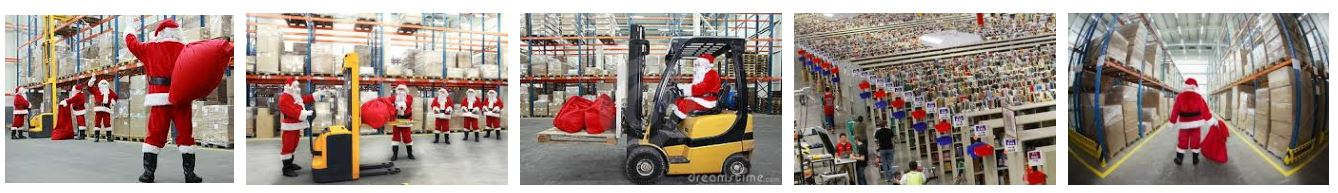 Santas Warehouse