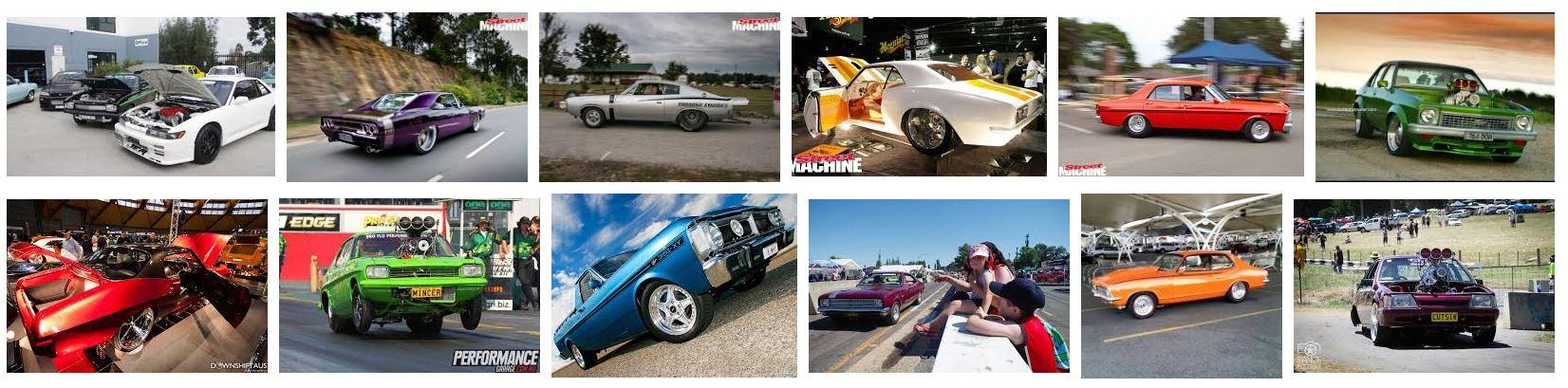 Qld Street Cars