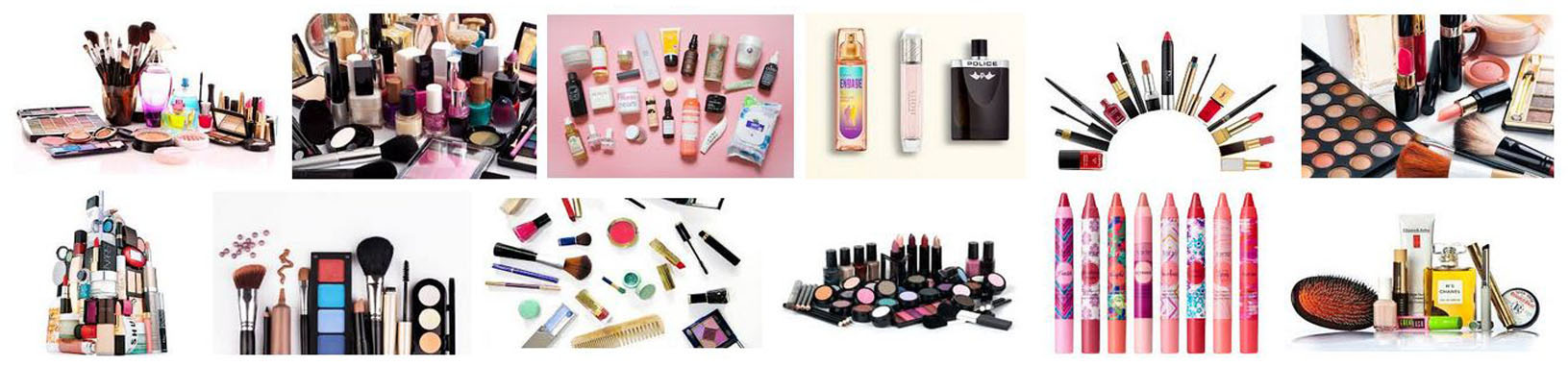 Cosmetics, Hair Products, Creams and More...