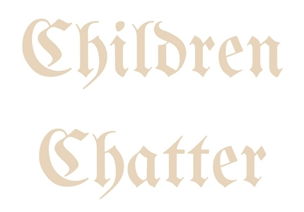 Chatter on Children