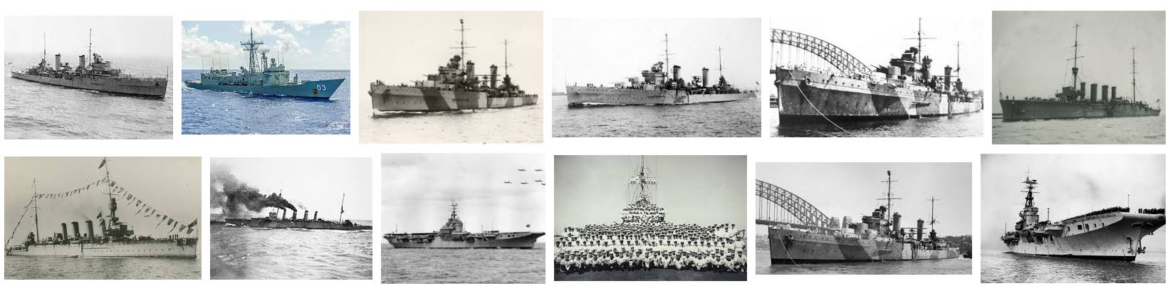 Information on HMAS Sydney