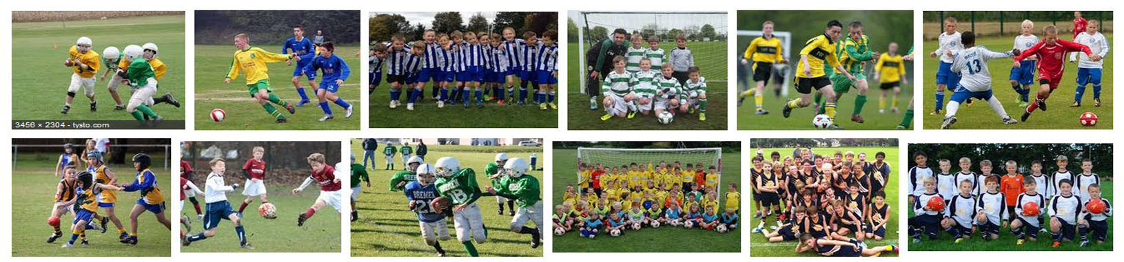 Junior Football League