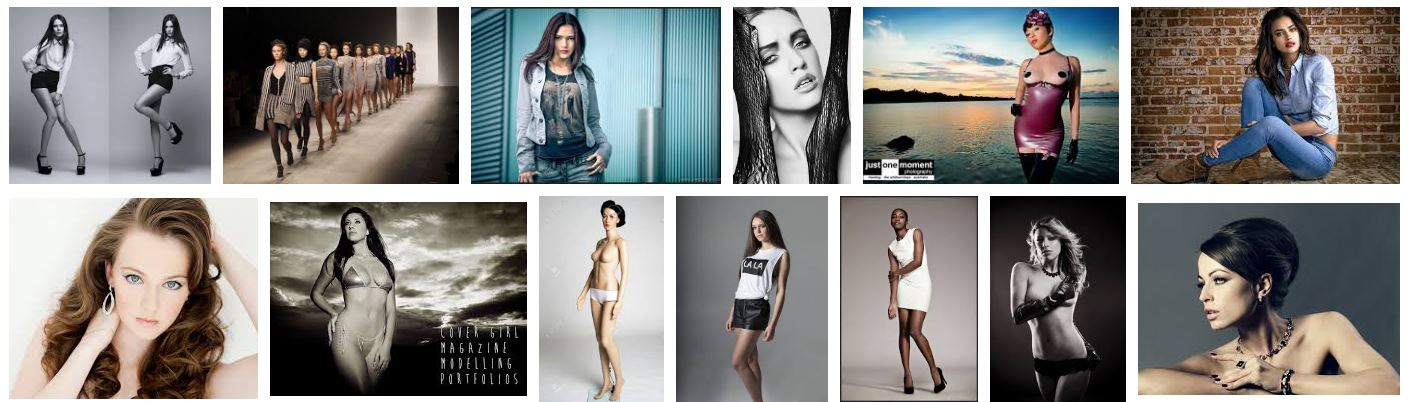 Australian Models