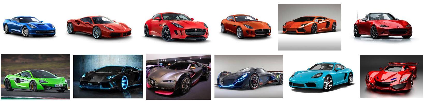 Melbourne Sports Car Rentals