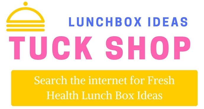 Tuck Shop Lunchbox Ideas