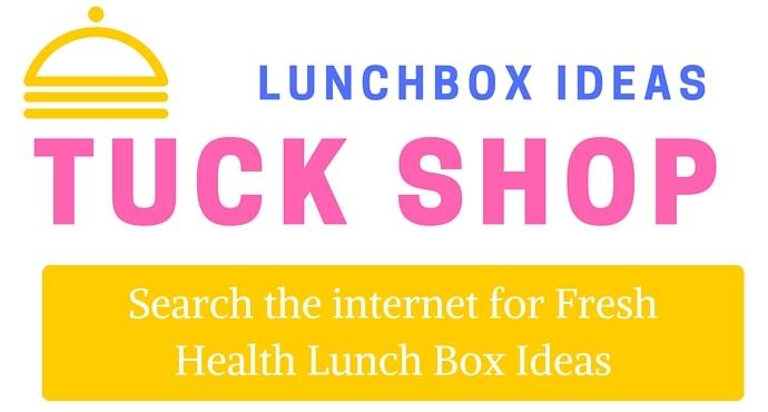 Tuck Shop Lunchbox Ideas