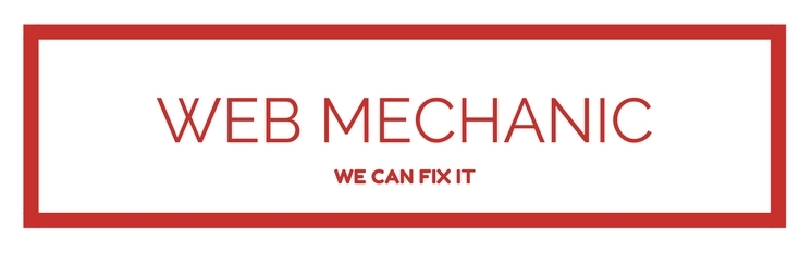 Web Mechanic